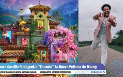 """Mauro Castillo Protagoniza """"Encanto� La Nueva Película de Disney"""