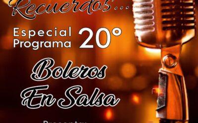 Salsa y Recuerdos Especial Boleros en Salsa